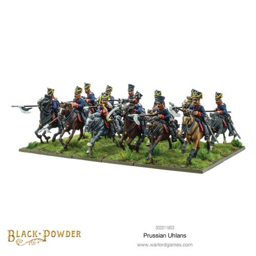 Napoleonic Wars: Prussian Uhlans