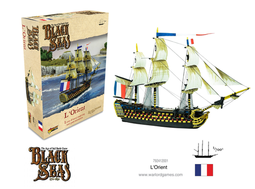 Black Seas L'Orient
