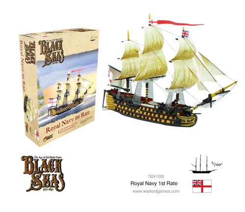 Black Seas Royal Navy 1st Rate