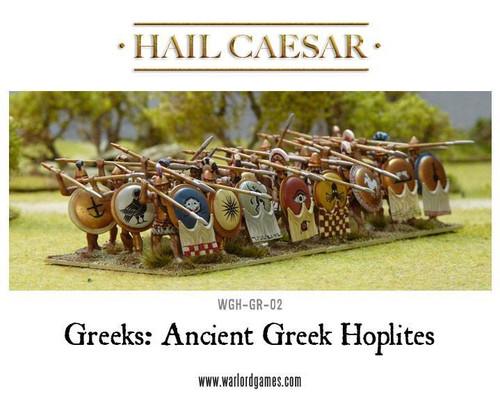 Hail Caesar Ancient Greek Hoplites