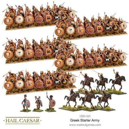 Hail Caesar Greek Starter Army
