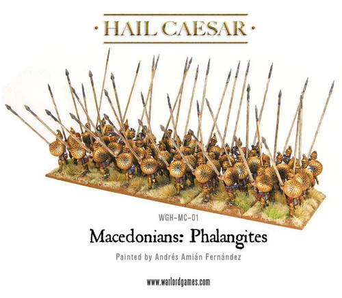 Hail Caesar Macedonian Phalangites