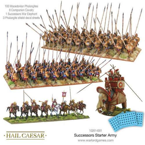 Hail Caesar Macedonian Successor Starter Army