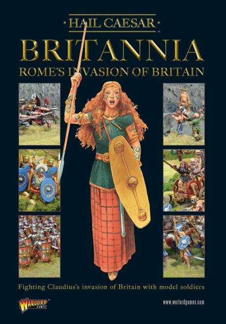 Hail Caesar Britannia - Rome's Invasion of Britain