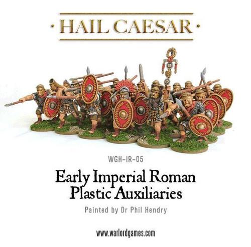 Hail Caesar Imperial Roman Auxiliaries