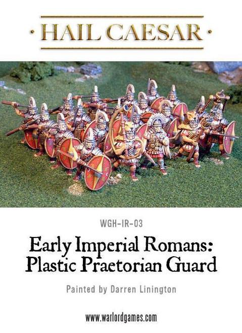 Hail Caesar Imperial Roman Praetorians (20 plus Emperor)