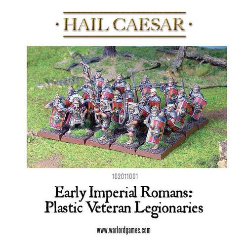 Hail Caesar Imperial Roman Veterans