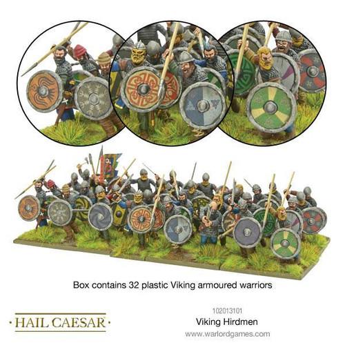 Hail Caesar Viking Hirdmen