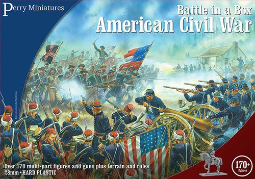 American Civil War Battle Set