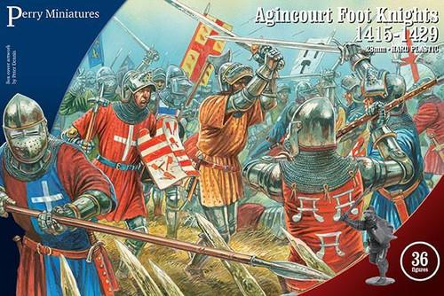 Hail Caesar Agincourt Foot Knights
