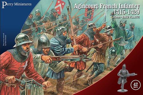 Hail Caesar Agincourt French Infantry