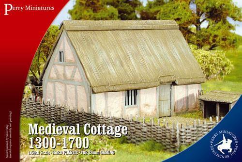 Hail Caesar Medieval Cottage 1300-1700