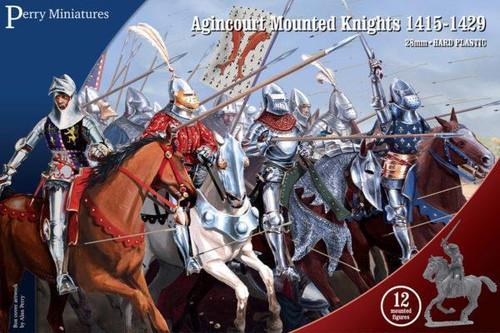 Hail Caesar Mounted Agincourt Knights 1415-29