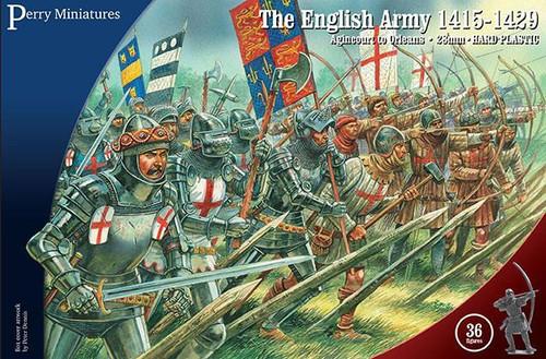Hail Caesar The English Army 1415-1429