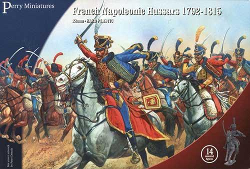 Napoleonic Wars French Hussars 1792-1815