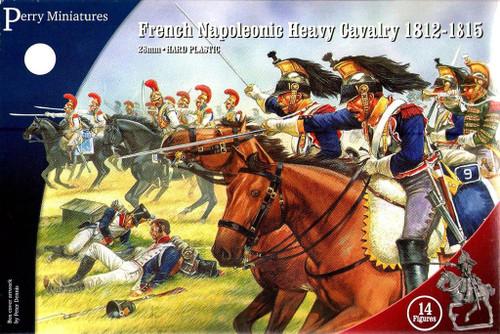 Napoleonic Wars French Napoleonic Heavy Cavalry 1812-1815