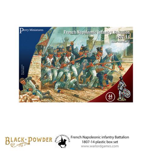 Napoleonic Wars French Napoleonic Infantry Battalion 1807-14