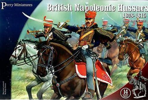 Napoleonic Wars British Hussars