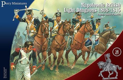 Napoleonic Wars British Light Dragoons 1808-15