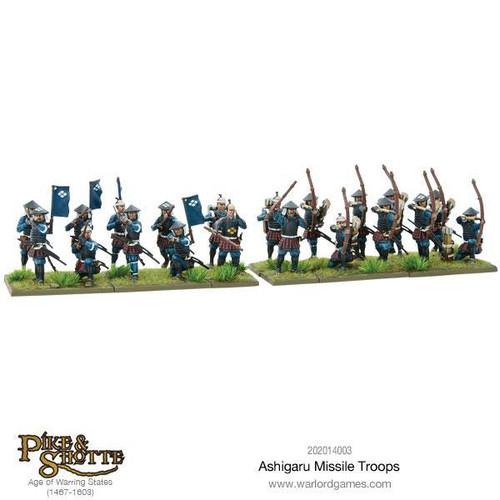 Pike & Shotte: Ashigaru Missile Troops