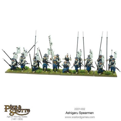 Pike & Shotte: Ashigaru Spearmen
