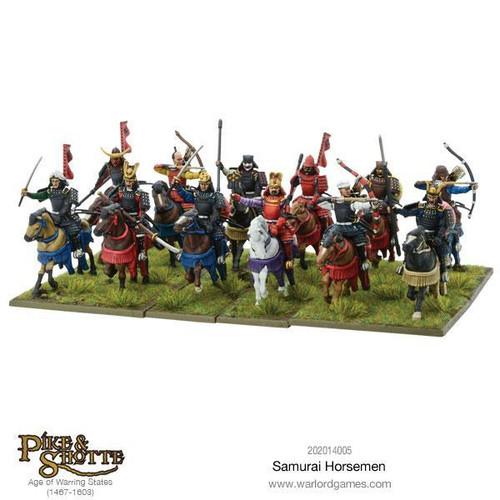 Pike & Shotte: Samurai Horsemen