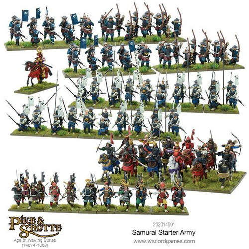 Pike & Shotte: Samurai Starter Army