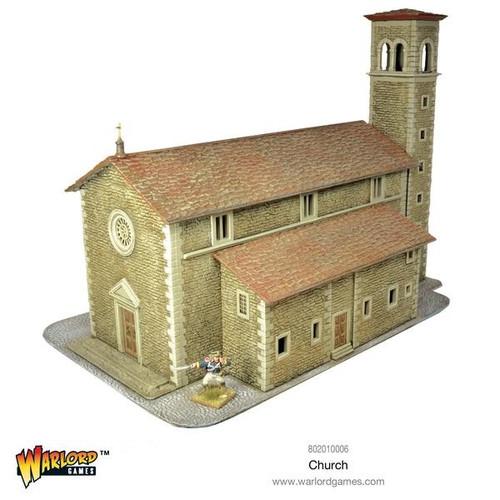 Scenery: Church