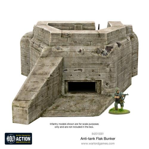 Scenery: Flak Bunker