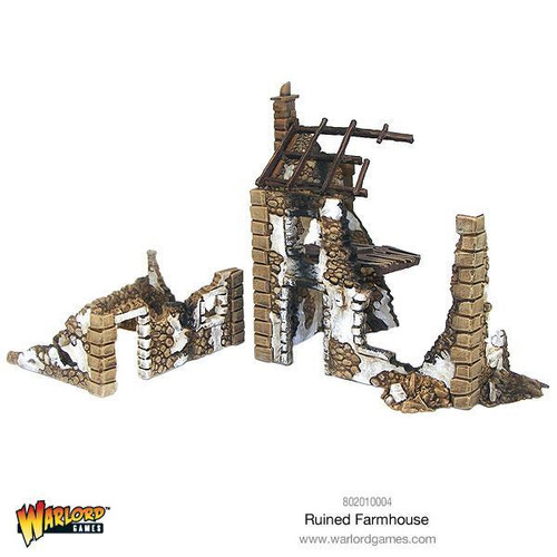 Scenery: Ruined Farmhouse