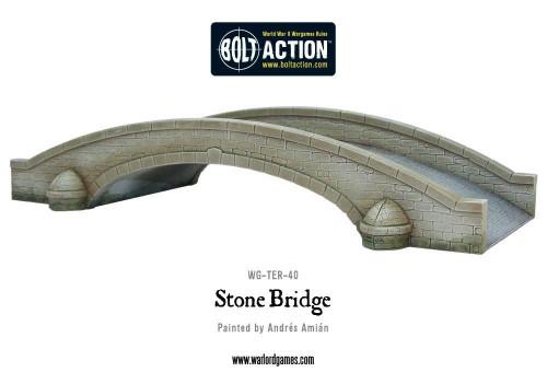 Scenery: Stone Bridge