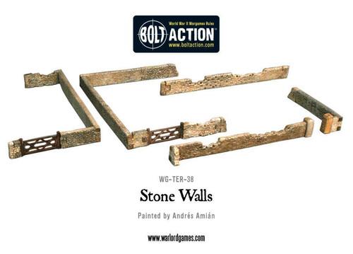 Scenery: Stone Walls
