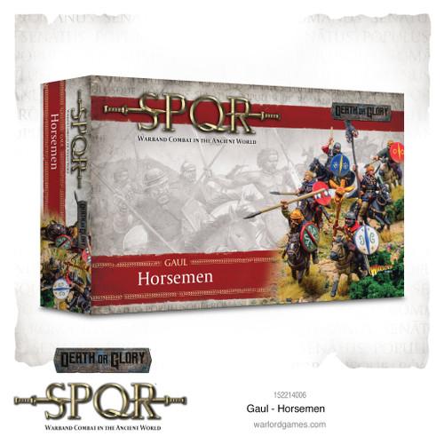 SPQR: Gaul - Horsemen