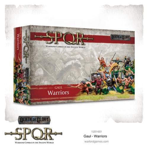 SPQR: Gaul - Warriors