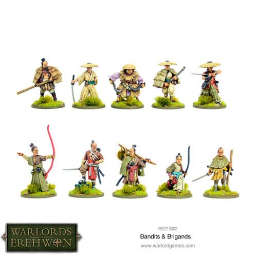 Warlords of Erehwon: Bandits & Brigands