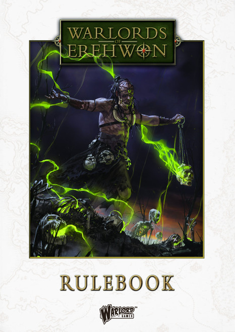 Warlords of Erehwon: Rulebook