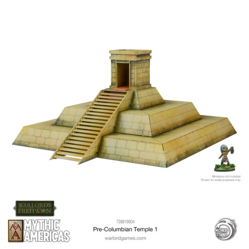 Mythic Americas: Mythic Americas Pre-Columbian temple 1