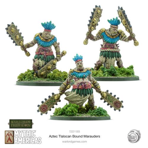 Mythic Americas: Tlalocan-Bound Marauders box