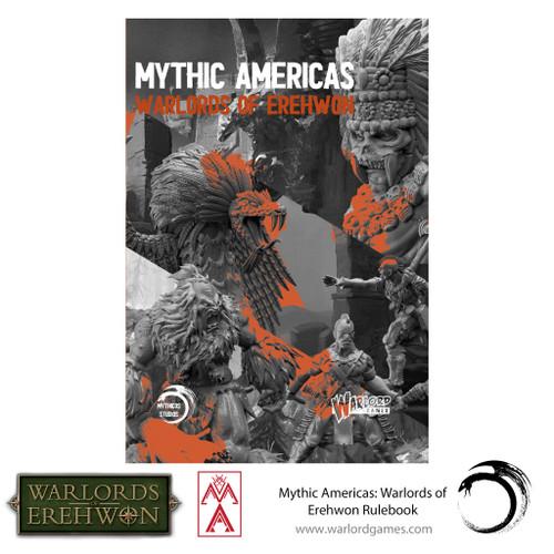 Mythic Americas: Rulebook