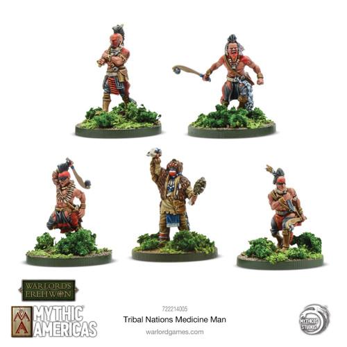Mythic Americas: Medicine Man