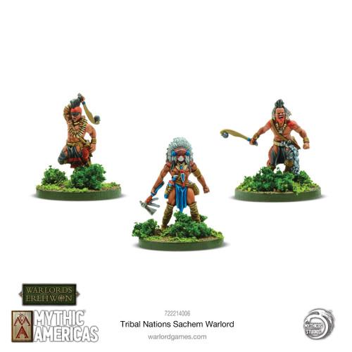Mythic Americas: Sachem Warlord