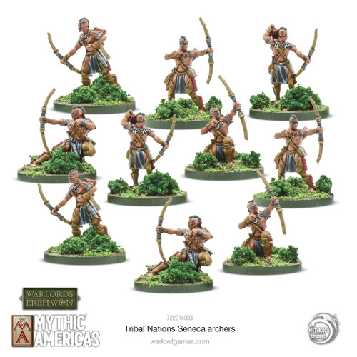 Mythic Americas: Seneca Archers