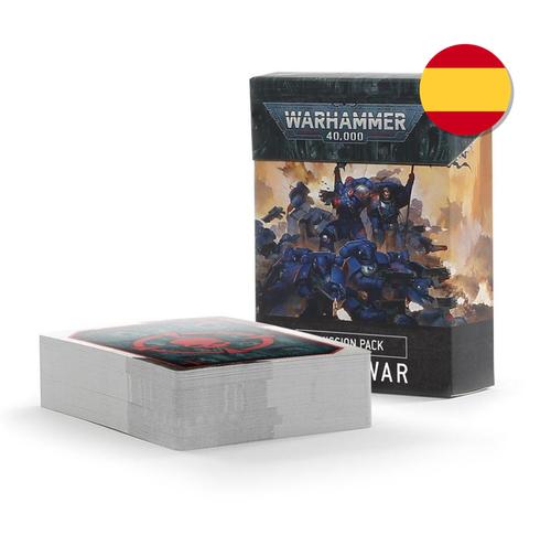 WH40K: MISSION PACK - OPEN WAR (SPA)