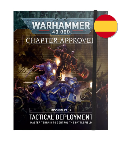 WH40K: TACTICAL DEPLOYMENT MISSION PK (SPA)