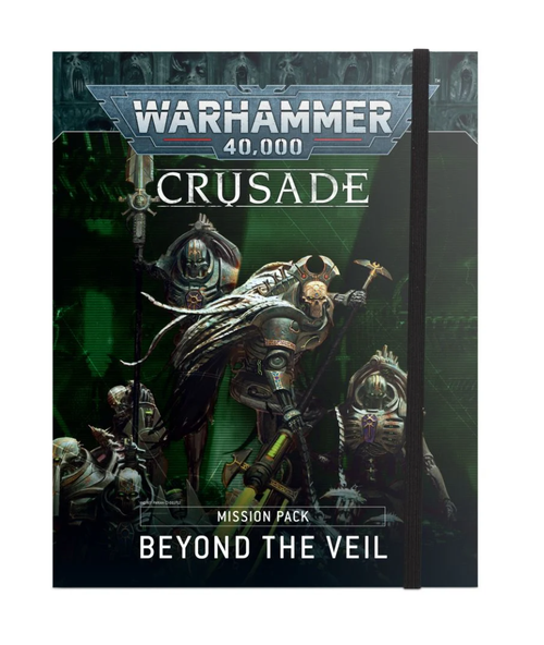 WH40K BEYOND THE VEIL CRUSADE MISSION PACK (ENG)