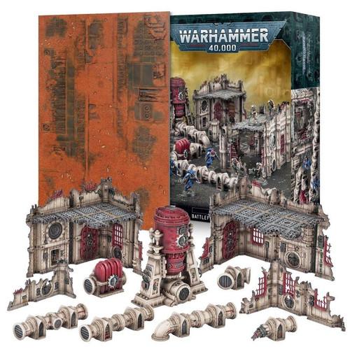 WARHAMMER 40K COMMAND EDITION BATTLEFIELD EXPANSION SET