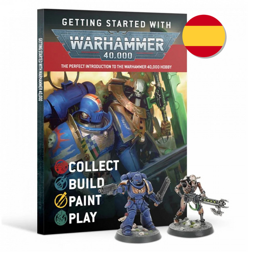 GETTING STARTED WITH WARHAMMER 40K (SPA)