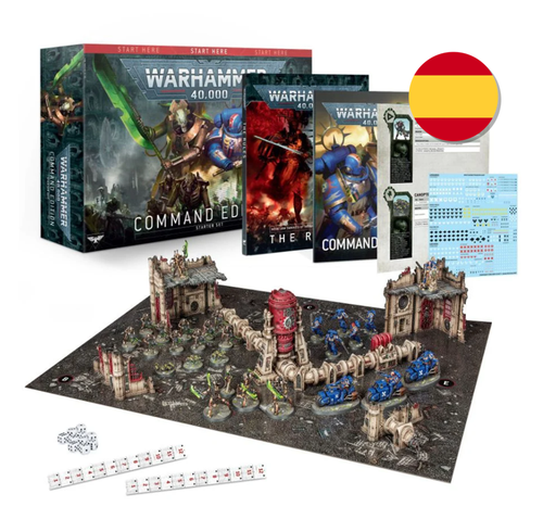 WARHAMMER 40000 COMMAND EDITION (SPA)