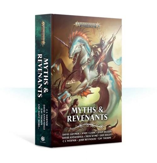 MYTHS AND REVENANTS (PB)