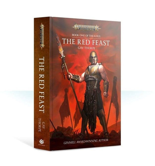 THE RED FEAST (PB)